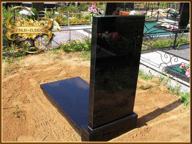Установка надгробных памятников своими руками видео